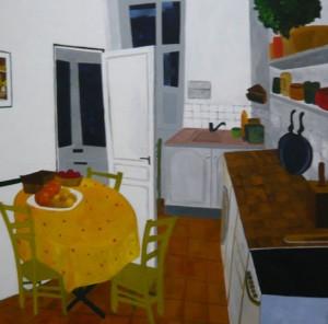 Kitchen La Cachette